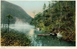 NH - Franconia Notch. Profile Lake