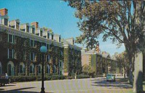 Webster And Dunbar Halls The Phillips Exeter Academy Exeter New Hampshire