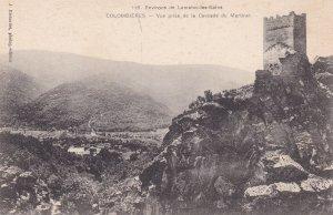 COLOMBIERES , Herault, France , 00-10s ; Vue prise de la Cascade du Martinet