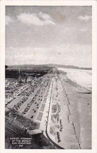 Great Highway At The Beach San Francisco California