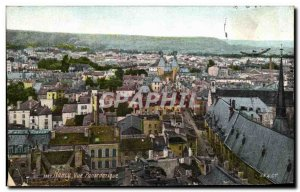 Old Postcard Nancy Panoramic