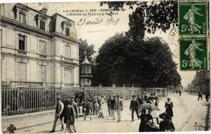 CPA Loir-et-CHER - ROMORANTIN - L'Entrée du Faubourg St-Roch (208917)