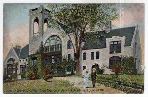 South Berwick, Me., Fogg Memorial Berwick Academy, Founded 1791