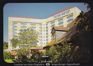 Steigenberger Airport Hotel Frankfurt Germany