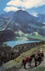 Grinnell Lake and glacier R.P.O., Rail Post Offices PU 1957