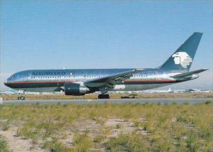Aeromexico Boeing B 767 XA TNS Oct 1999