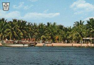 Angola Postcard - Luanda - The Mussulo Island    RR9478