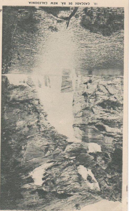 NEW CALEDONIA , 1910-30s ; Cascade De Ba