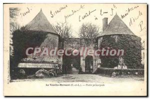 Postcard The Old Main Gate Touche Hersant