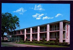 MA Hyannis Travel Inn Motel CAPE COD MASS Massachusetts POSTCARD PC