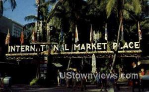 International Market Place Waikiki HI 1975
