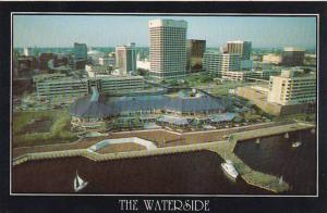Virginia Norfolk The Waterside