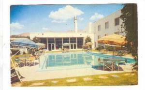 View of Pool, Sonoma Inn, Winnemucca, Nevada, 50-70s