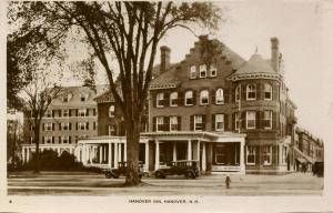 NH - Hanover. Hanover Inn - RPPC