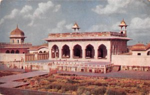 Khas Mahal Agra Fort India 1967