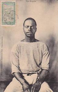 Madagascar Type Malgache 1910