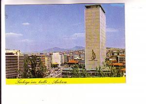 View from Kizilay Square, Ankara, Turkey