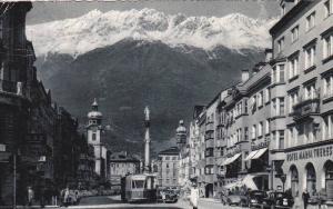 RP, Maria-Theresien-Strasse Mit Nordkette, Innsbruck, Austria, 1920-1940s