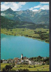 Austria Postcard - Malerisches Salzkammergut - St Wiolfgang  LC3606