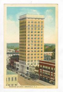 Woodside Building, Greenville, South Carolina, 00-10s