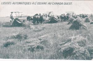 Lieuses-Automatiques a l'Oeuvre au Canada Ouest (Canada) , 00-10s