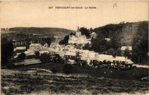 CPA HERICOURT-en-CAUX La Vallée (405937)