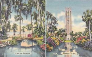 Florida Cypress Gardens And The Singing Tower