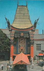 HOLLYWOOD, California, PU-1961; Grauman´s Chinese Theatre