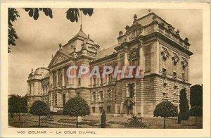 1450 Old Postcard Colmar Appeal Court