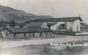 RP: SAN JOAQUIN VALLEY, California, 30-50s: Mission San Jose, Founded 1797