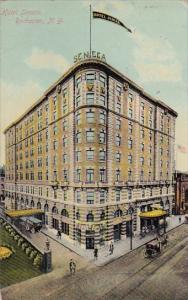 New York Rochester Hotel Seneca 1909