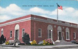 Texas Vernon Post Office