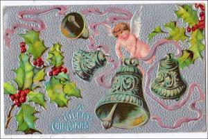 Merry Christmas, Bell & Cherub