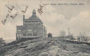 HOLYOKE, Massachusetts , 1906 ;  Summit House, Mount Tom