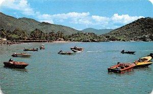 The Bay Guerrero Mexico Tarjeta Postal Unused