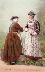 Local Women having a chat,  Switzerland , 00-10s