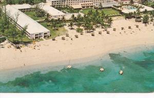 Aerial View, Emerald Beach Plantation and Hotel, Nassau, Bahamas, Antilles, 4...