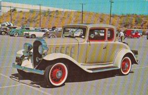 1932 Buick Coupe Vintage Car