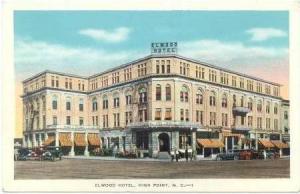 Elmwood Hotel, High Point, North Carolina, 00-10