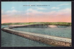 Arrowhead Bridge,Duluth Superior