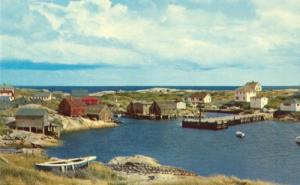 Canada, On the Beautiful South Shore of Nova Scotia, unus...