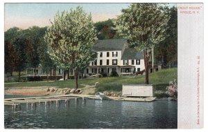 Hague, N.Y., Trout House