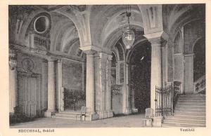 Bruchsal Castle Interior Chateau Schloss Vestibuel