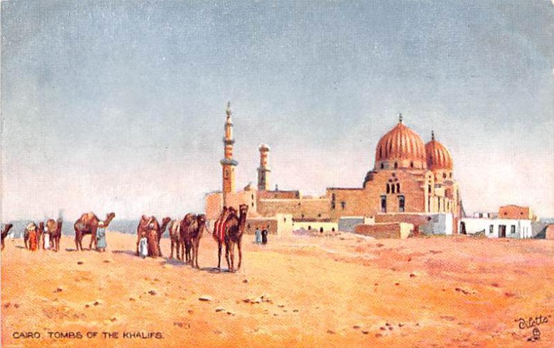 Cairo Egypt, Egypte, Africa Tombs of the Khalifs Cairo Tombs of the Khalifs