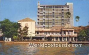 Bangkok Thailand Oriental Hotel  Oriental Hotel