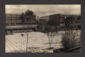 Ciudad University of Mexico City Postcard Arquitectura
