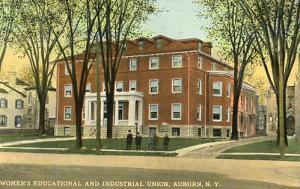 NY - Auburn. Women's Educational & Industrial Union