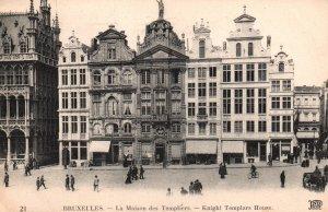 Kinght Templars House,Brussels,Belgium BIN