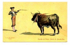 Bullfighting - Luck of Fire Flags