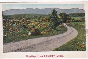 Nebraska Greetings From Bassett